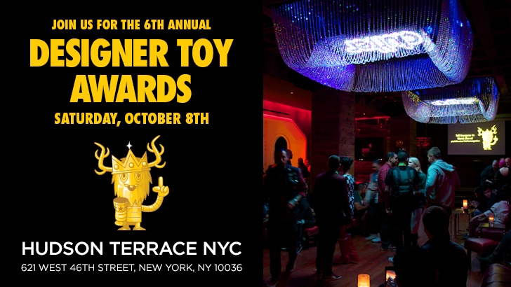 Toys For Awards : The th annual dtas on at hudson terrace nyc