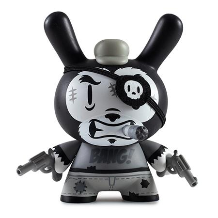 JACK (Black & White) Kidrobot x SHIFFA