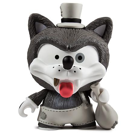Willy the Wolf  Kidrobot x SHIFFA