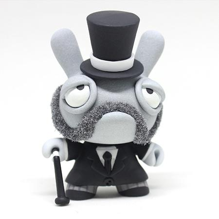 """Don Porfirio""·  Dunny 3"" custom"
