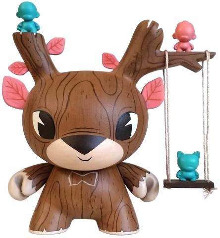Autumn Stag Dunny